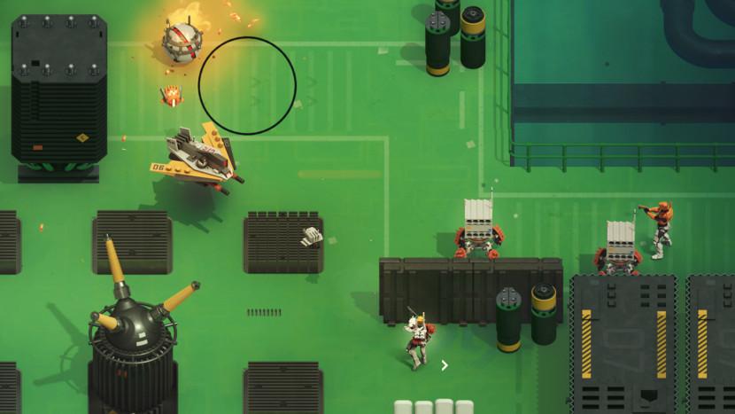 Top-down roguelike shooter SYNTHETIK: Ultimate verschijnt deze maand voor consoles