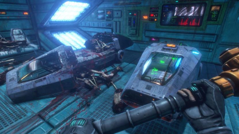 Download nu de nieuwe System Shock remake demo