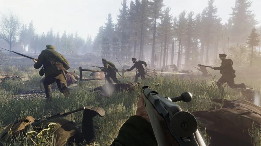 Tannenberg nu beschikbaar op PS4 en Xbox One