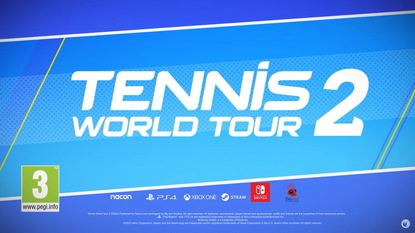 Complete Edition van Tennis World Tour 2 gelanceerd voor next-gen consoles