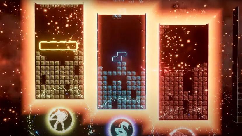Tetris Effect: Connected brengt multiplayer Tetris naar Xbox Series X