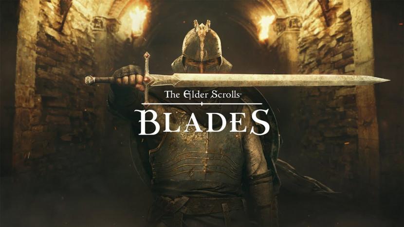 The Elder Scrolls: Blades pas in 2020 naar Nintendo Switch