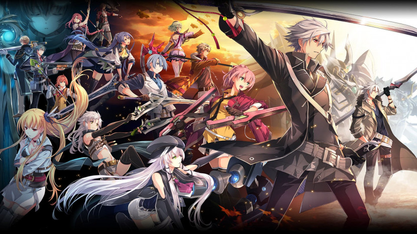 The Legend of Heroes: Trails of Cold Steel IV in april naar Nintendo Switch