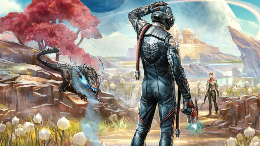The Outer Worlds komt ook naar Switch