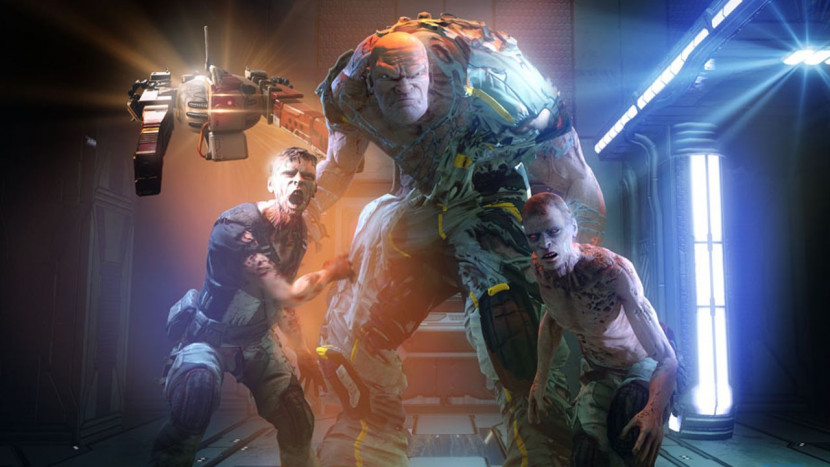 4Gamers LIVE | overleven in sci-fi horrorgame The Persistence