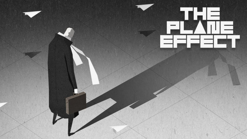 Op weg naar huis in The Plane Effect