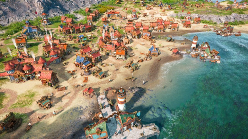 Nieuwe Settlers game toont pre-alpha gameplay