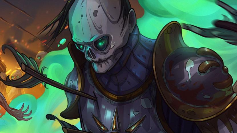 Team17 brengt roguelite RPG The Unliving in 2021 naar pc