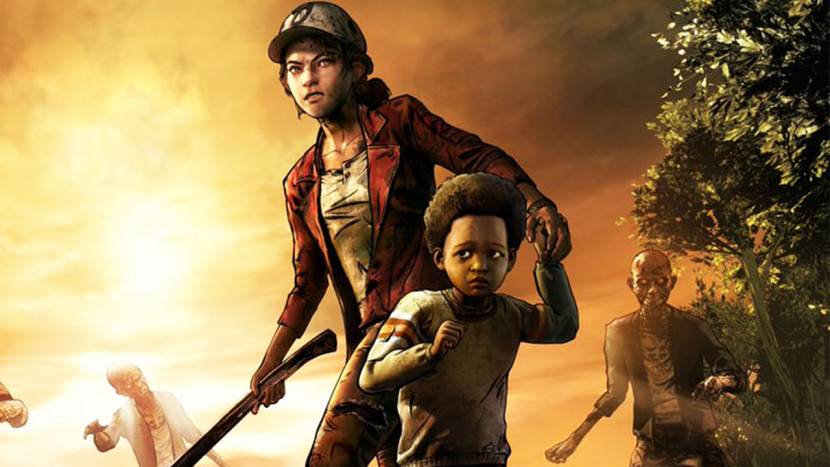 Volgende week laatste episode The Walking Dead: The Final Season