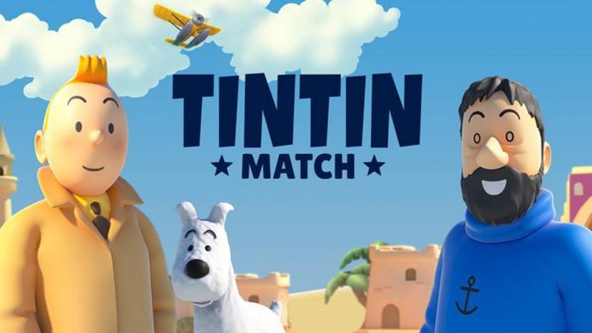 Tintin Match gelanceerd voor iOS en Android