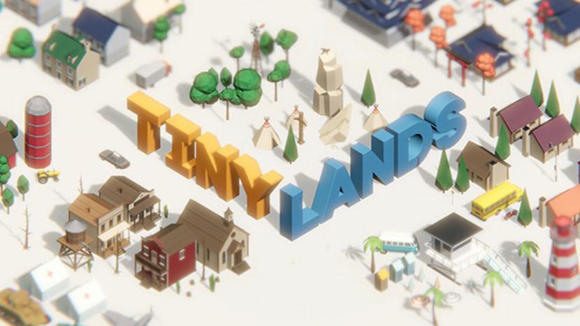 Zoek de verschillen en ontspan in Tiny Lands