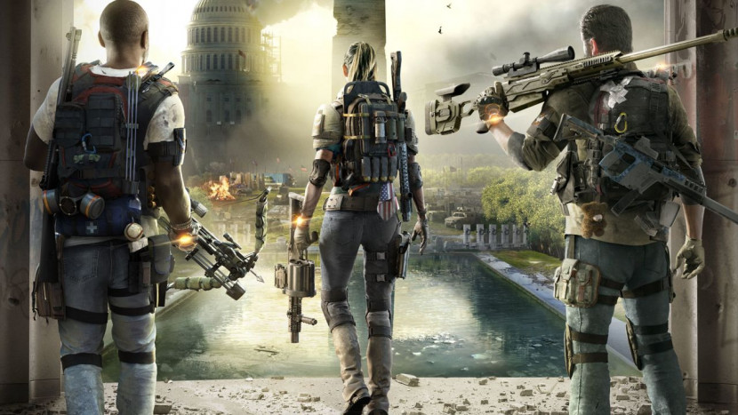 The Division 2 pronkt met AMD-features