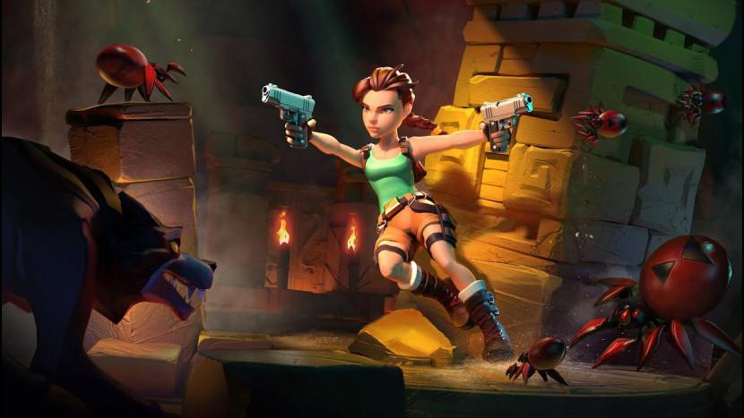 Tomb Raider Reloaded aangekondigd voor mobile
