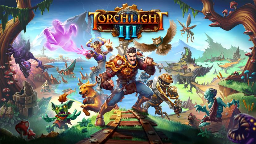 Torchlight 3 verschijnt 13 oktober