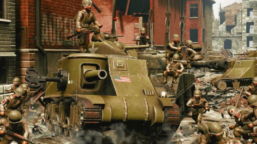 Toy Soldiers 2 laat je oorlogje spelen in miniatuurformaat