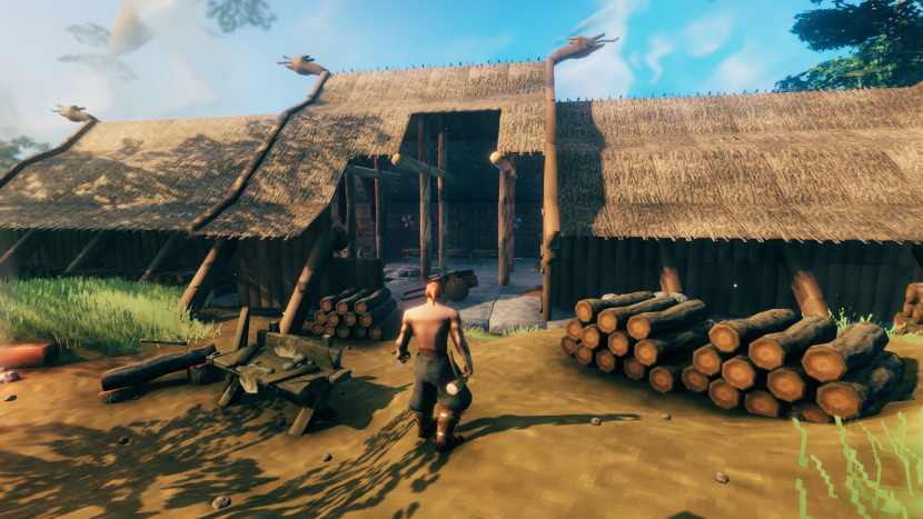 Hearth & Home is eerste grote uitbreiding voor Valheim