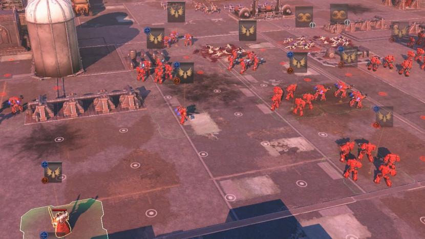 Warhammer 40,000: Battlesector mikt op strategische turn-based gameplay