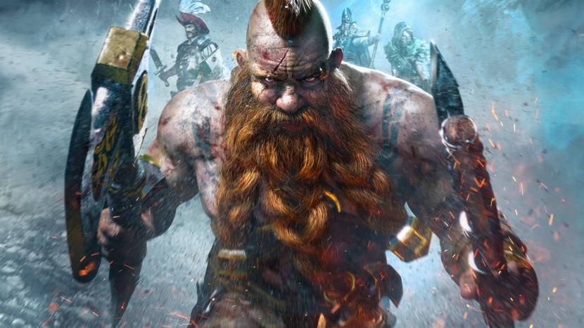 Warhammer: Chaosbane toont Wood Elf in actie