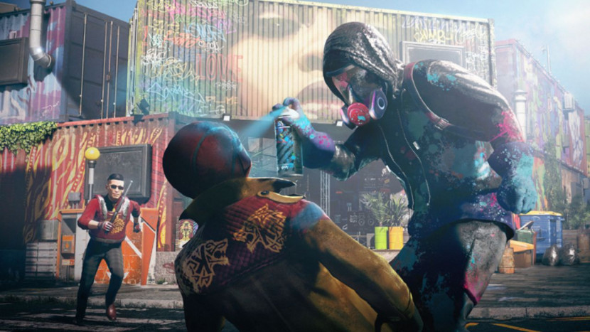 Multiplayer Watch Dogs Legion uitgesteld op pc