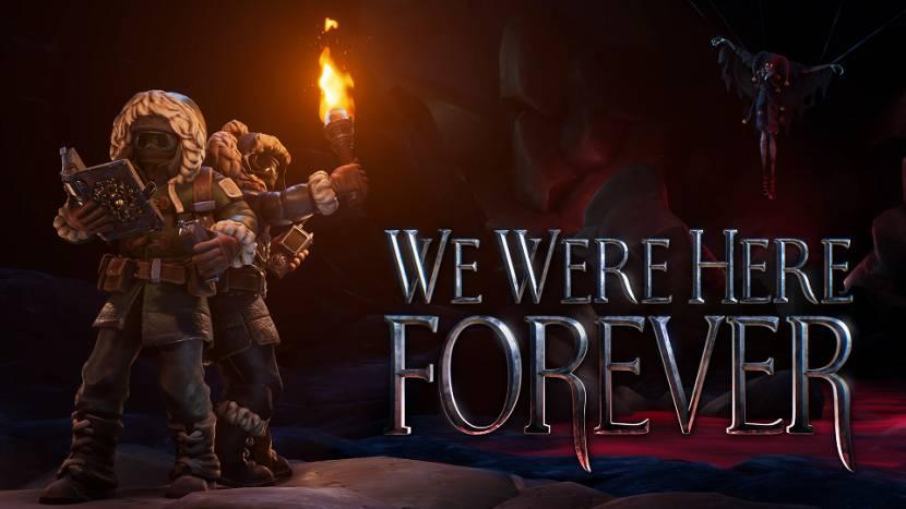 We Were Here Forever is nieuwste deel in We Were Here-reeks