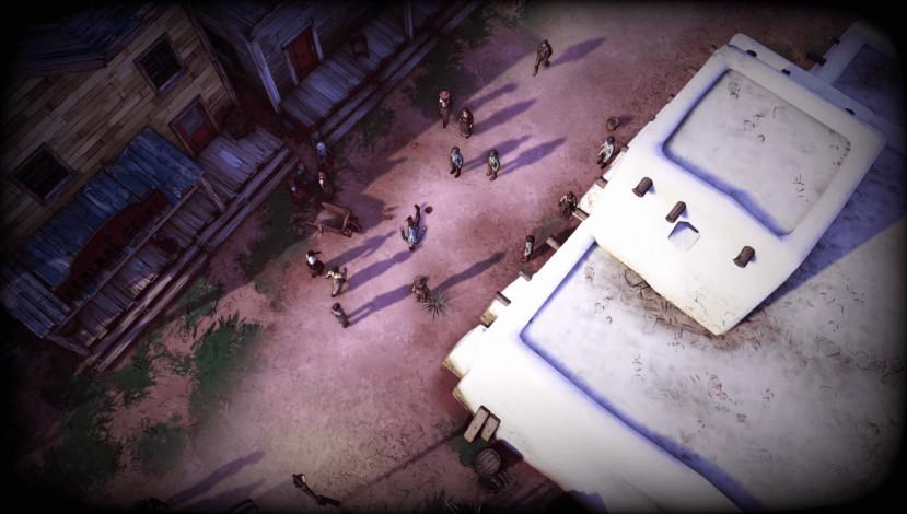 Weird West toont gevarieerde gameplay