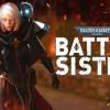 Warhammer 40,000 Battle Sister