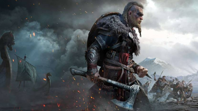 4Gamers LIVE | Win Assassin's Creed Valhalla!