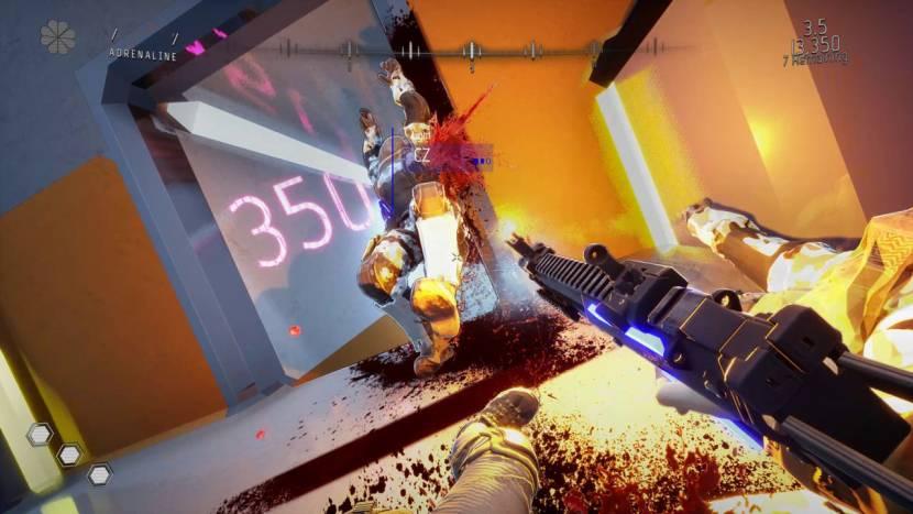 Severed Steel is een stijlvolle first-person shooter waarin je maar één arm hebt