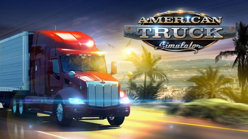 Eindelijk kan je je autoruit openen in American Truck Simulator