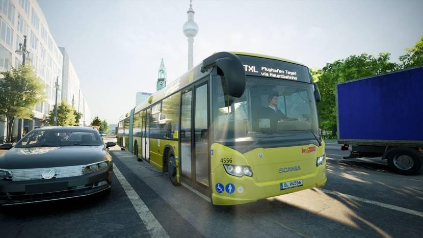 The Bus laat je rondrijden in een levensgrote replica van Berlijn