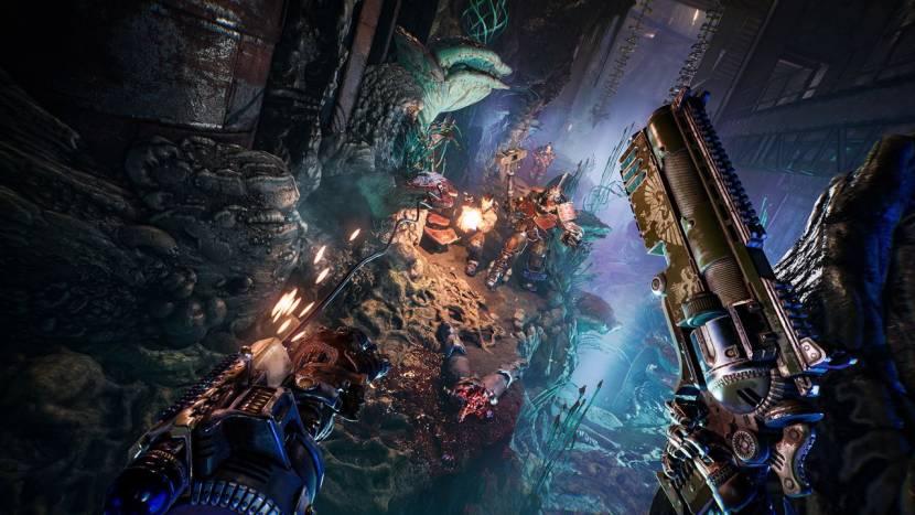Necromunda: Hired Gun geeft uitgebreid overzicht van gameplay