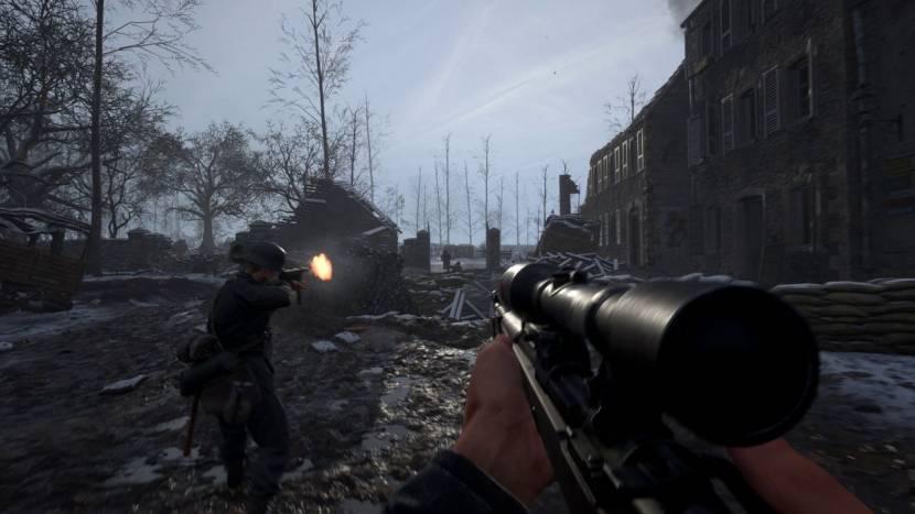 Hell Let Loose dit jaar naar PS5 en Xbox Series X|S