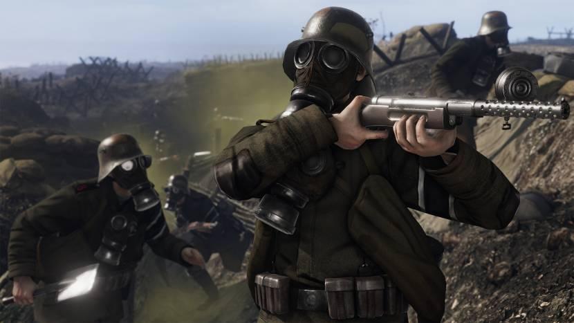 Make-over voor Verdun op PS4