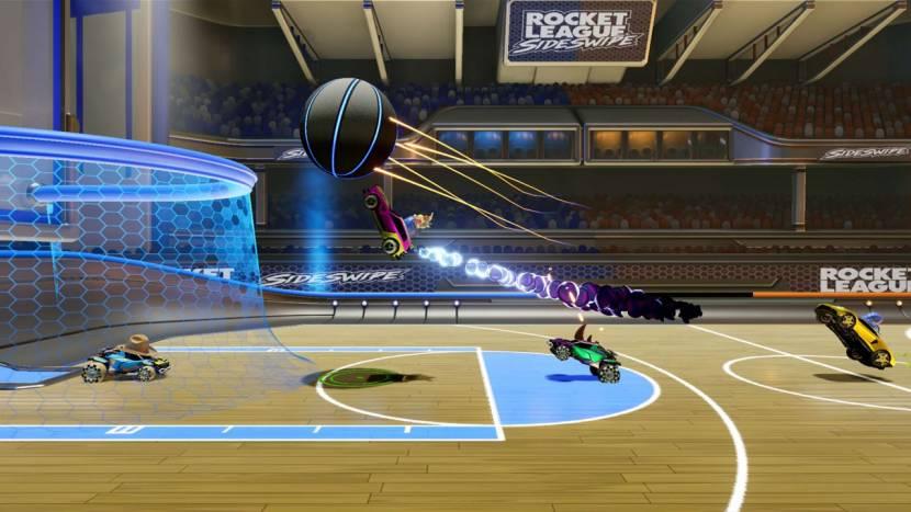 Rocket League voor mobile toont eerste gameplay, verschijnt dit jaar