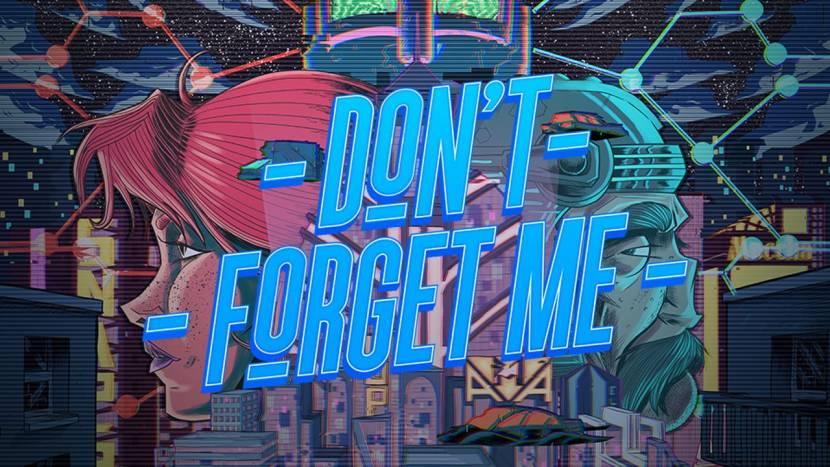 Narratieve puzzelgame Don't Forget Me verschijnt op 20 april