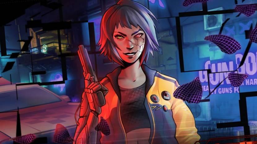 Glitchpunk brengt klassieke GTA en Cyberpunk samen