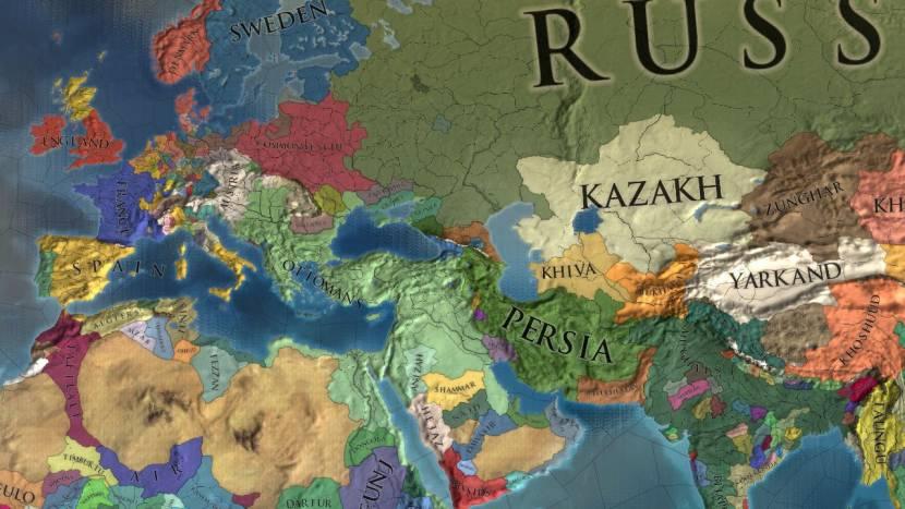 Paradox test abonnementsdienst voor Europa Universalis 4