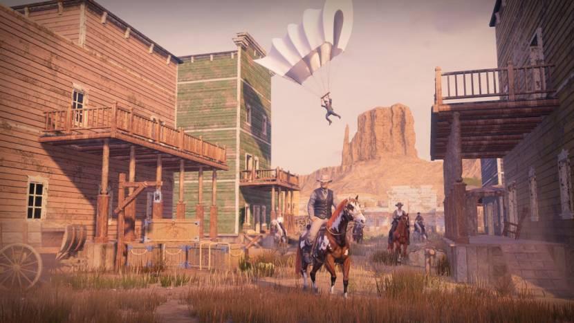 Nieuwe cowboy battle royale game dit weekend gratis te spelen