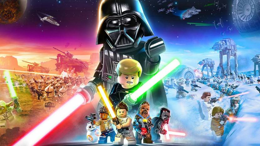 Verse trailer voor LEGO Star Wars: The Skywalker Saga