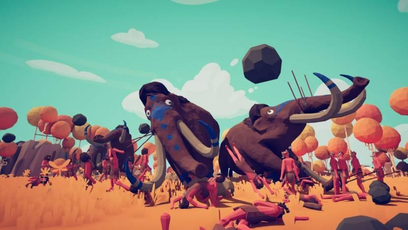 Totally Accurate Battle Simulator verlaat Early Access, krijgt multiplayer