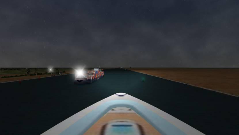 Ja hoor, Steam krijgt een Suez Canal Simulator
