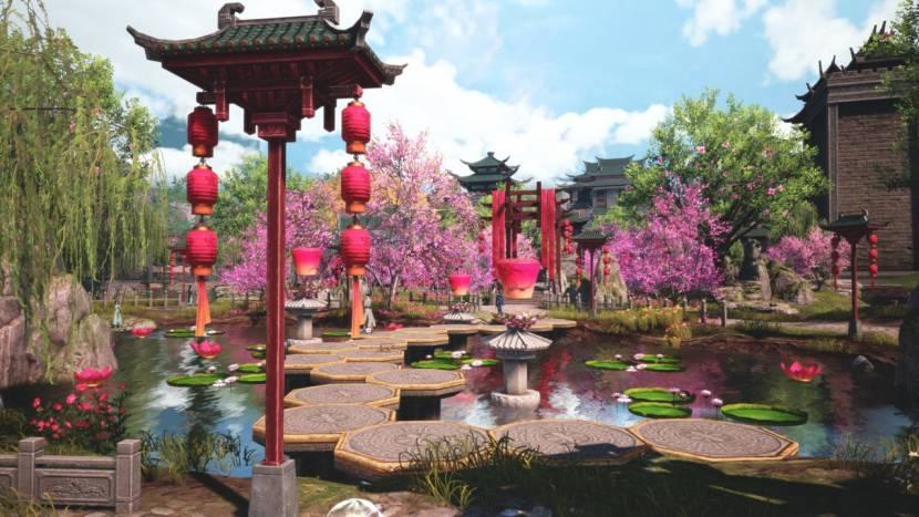 Een van de grootste Chinese MMO's komt naar het Westen