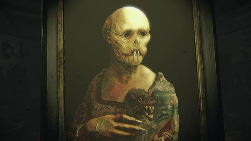 Layers of Fear VR dropt live-action trailer