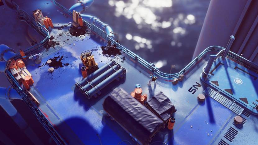 Top-down shooter SYNTHETIK 2 aangekondigd