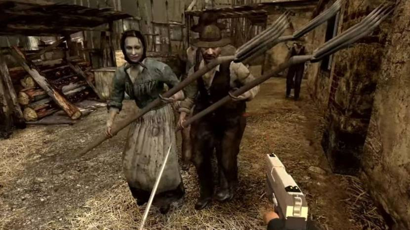 First-person Resident Evil 4 VR op komst