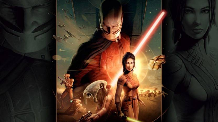Star Wars: Knights of the Old Republic remake in de maak