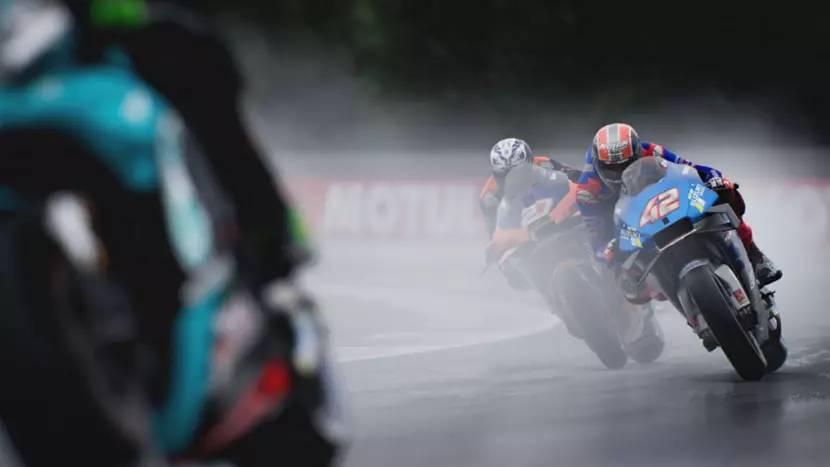 MotoGP 21 schiet uit de startblokken