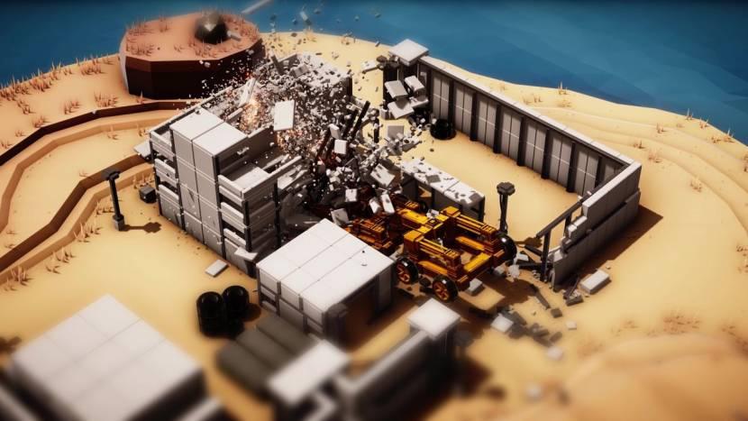 Sandbox game Instruments of Destruction ziet er geweldig uit