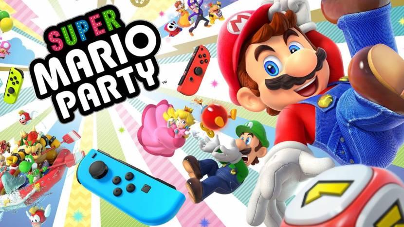 Super Mario Party breidt online speelopties uit