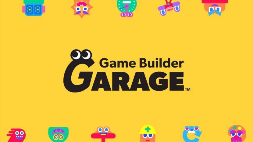 Nintendo onthult Game Builder Garage, waarmee je je eigen games kan maken